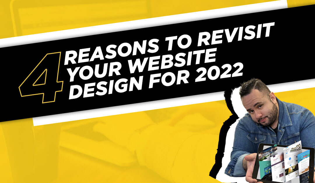 7efex 4 Reasons to Revisit your Website Design
